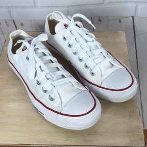 Converse All Star White Size 7